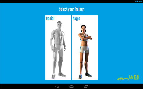 Runtastic Six Pack Abs Workout Android - برنامه اندروید