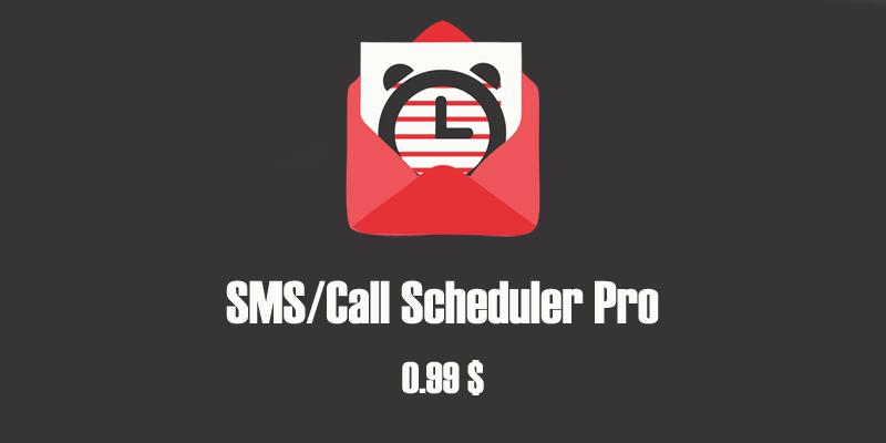 دانلود SMS/Call Scheduler Pro - برنامه پیامک و تماس زمان بندی اندروید