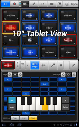 SPC - Music Sketchpad Android