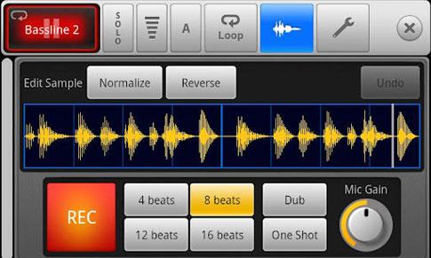دانلود SPC - Music Sketchpad 2 - برنامه ساخت موزیک اندروید