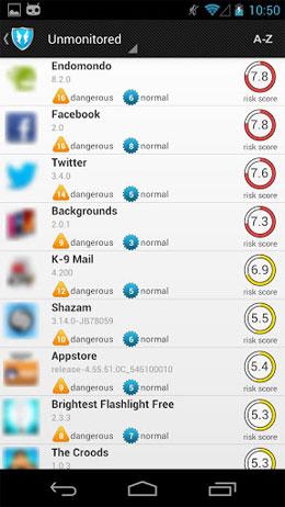 SRT AppGuard Pro Android