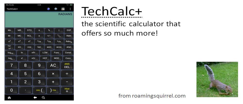 دانلود Scientific Calculator (adfree) - ماشین حساب مهندسی اندروید