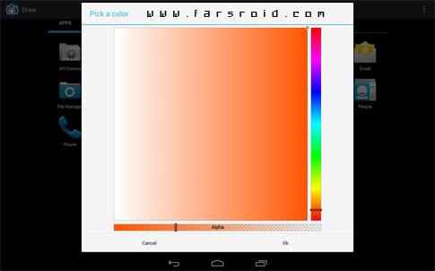 Screenshot Ultimate Pro Android - برنامه عکسبرداری صفحه موبایل اندروید
