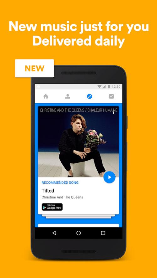 Shazam Encore Android - نرم افزار