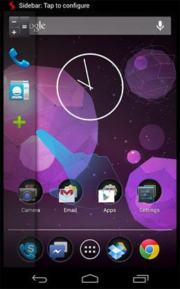 دانلود Sidebar Pro 4.3.1 – تولبار کاربردی و زیبای اندروید