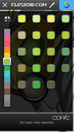 دانلود SketchBook Mobile 2.1.3 – اپلیکیشن کشیدن نقاشی حرفه ای اندروید