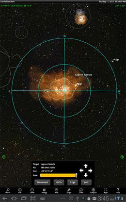 دانلود SkySafari Pro 1.8.5 – بهترین اپلیکیشن نجوم اندروید