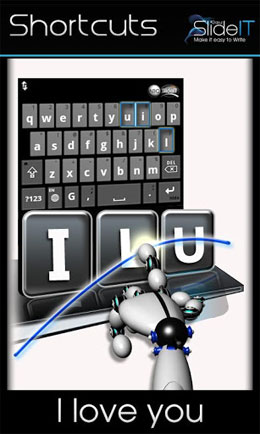 SlideIT Keyboard Android