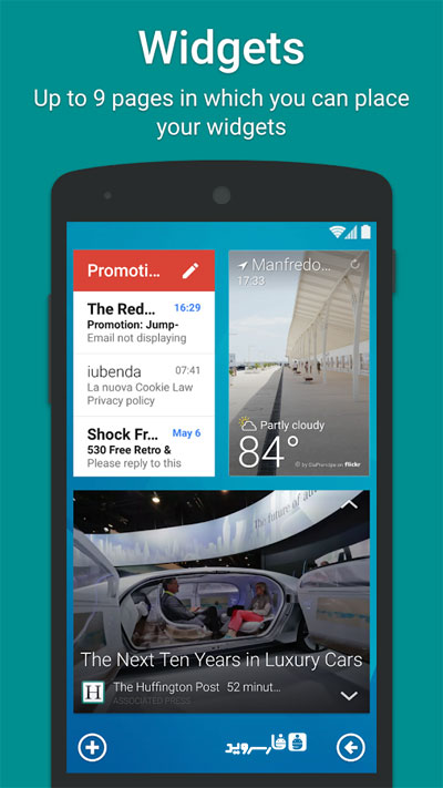 Smart Launcher 3 Pro Android