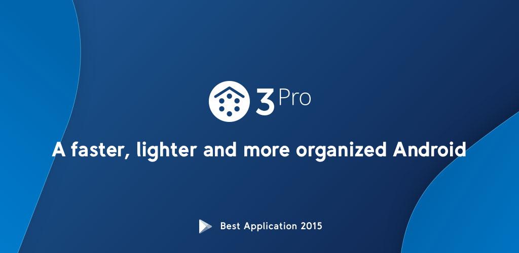 دانلود Smart Launcher 3 Pro 3.24.25 – لانچر فوق العاده اسمارت 3 اندروید!