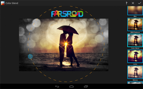 Download Smoothie Photo Editor Android APK