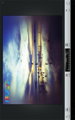 Snapseed Android برنامه اندروید