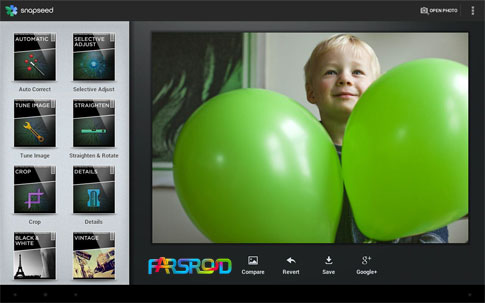 Download Snapseed Android Apk New - FREE
