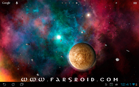 Download Solar System HD Android