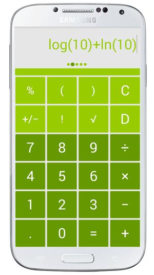 دانلـود Solo Scientific Calculator - ماشـین حساب عملـی اندروید