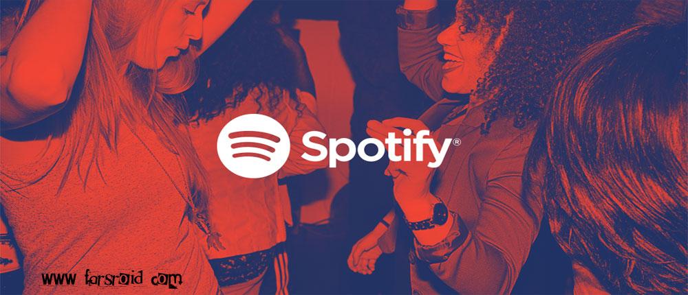 دانلود Spotify Music - نسخه Mod اسپاتیفای اندروید!