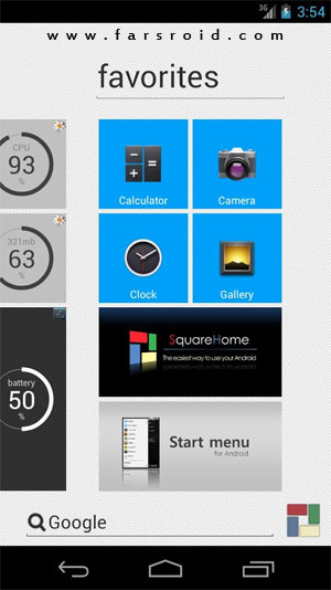 Download SquareHome beyond Windows 8 Android Apk - New FREE
