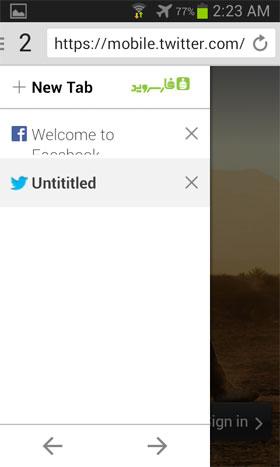 دانلود Star Browser Plus 1.2 – مرورگر کم حجم و سریع اندروید!