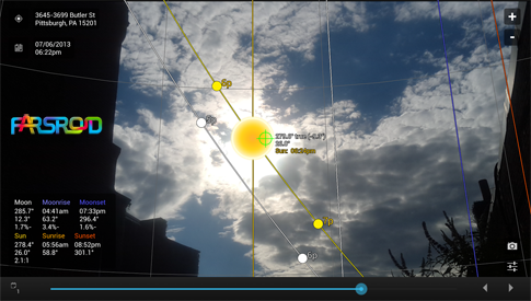 Download Sun Surveyor (Sun & Moon) Android APK