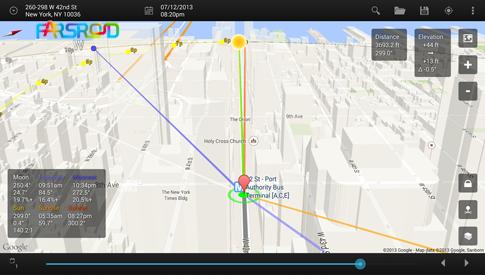 Download Sun Surveyor (Sun & Moon) Android APK