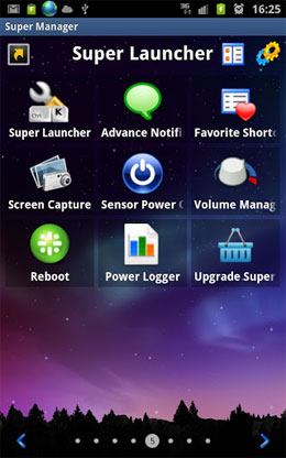 Super Manager Android