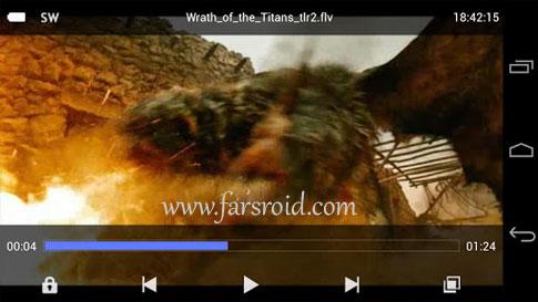 SuperPlayer Video Player - ویدئو پلیر بی نظیر اندروید