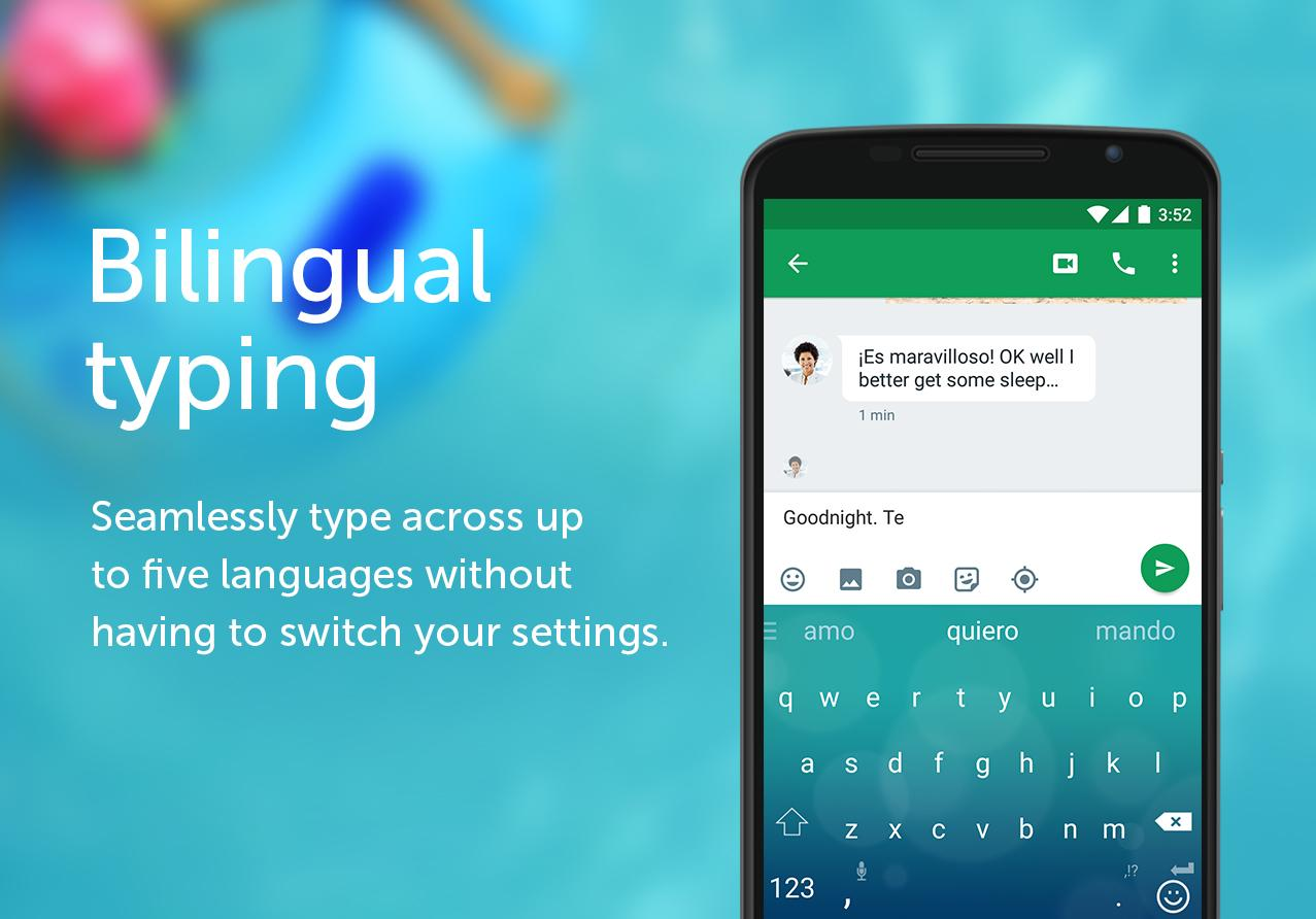 SwiftKey Keyboard Android