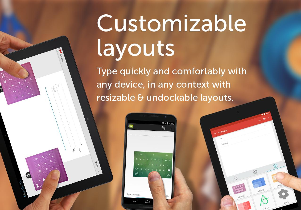 SwiftKey Keyboard Android