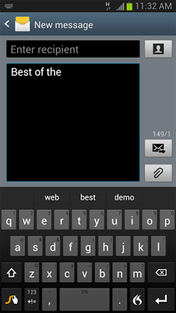 Swype Keyboard Android