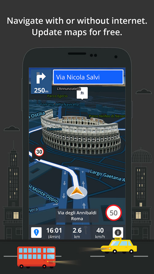 Sygic: GPS Navigation Android