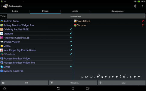 System Tuner Pro Android - برنامه اندروید