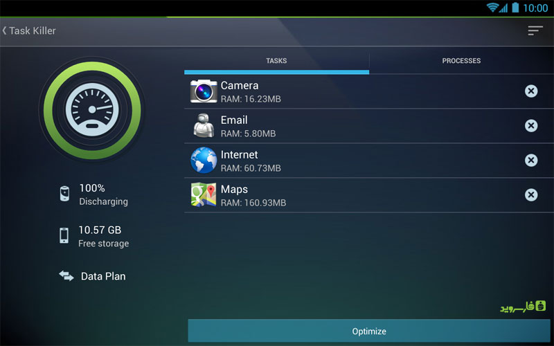 Tablet AntiVirus Security PRO Android
