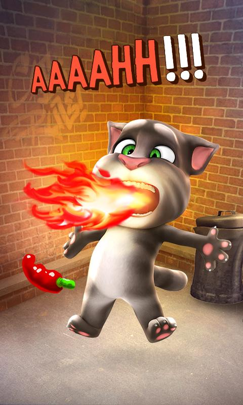 Talking Tom Cat Android