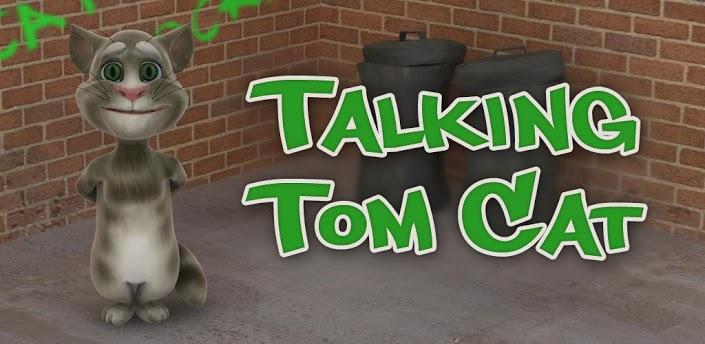 Talking Tom Cat - گربه ی بامزه سخنگوی اندروید
