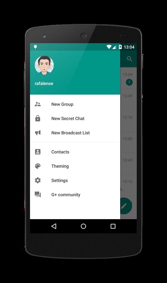 Telegram Plus Messenger Android