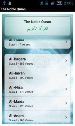 The Noble Quran