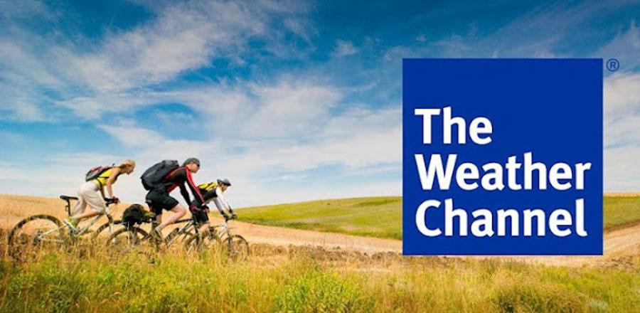 دانلود The Weather Channel - دقیق ترین پیش بینی هوا در اندروید!