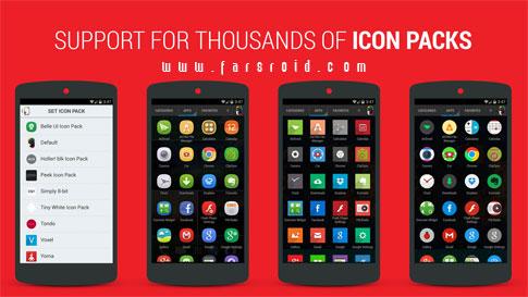 Themer Beta Android - برنامه اندروید