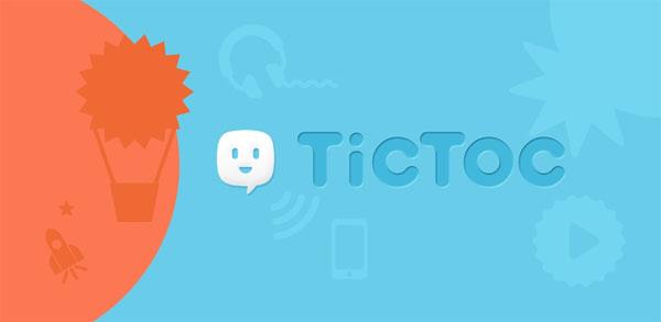 دانلود Tictoc - Free SMS & Text - مسنجر پرامکانات تیک تاک اندروید!