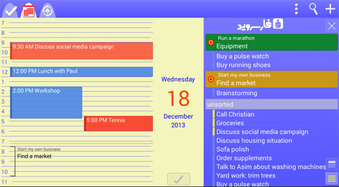 To-Do Calendar Planner Android