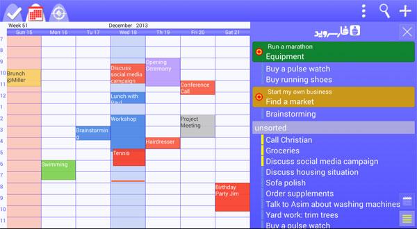 دانلود To-Do Calendar Planner - تقویم کاری آندروید - پرمیوم