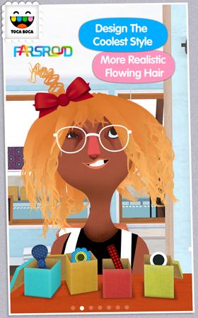 Toca Hair Salon 2 Android برنامه اندروید