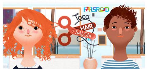 دانلود Toca Hair Salon 2 - سالن جالب مد و آرایش اندروید !