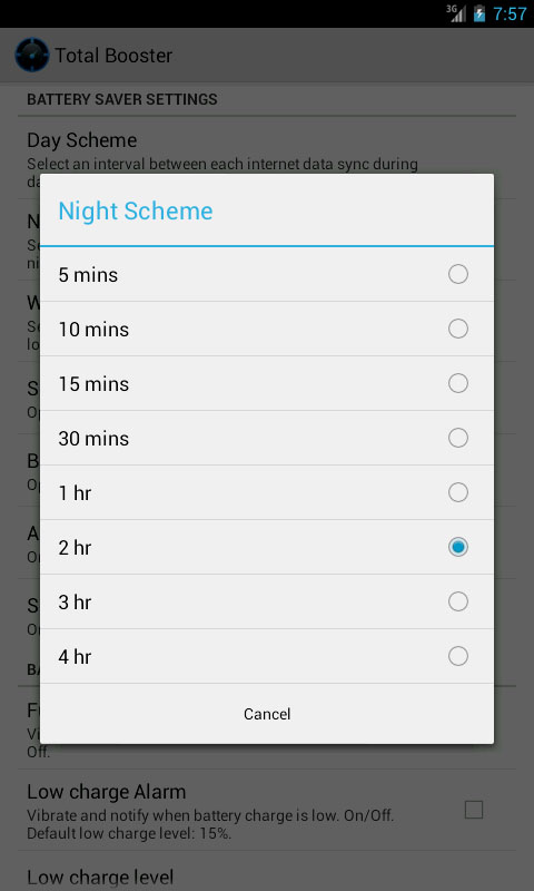 Total Booster Android - برنامه رایگان اندروید