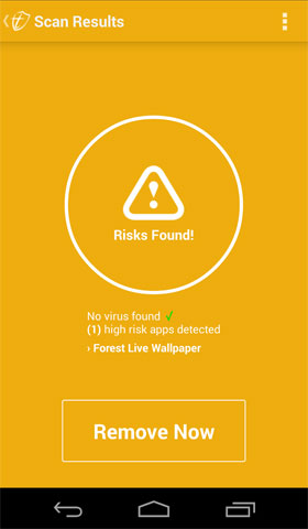 Trustlook Antivirus & Mobile Security Android