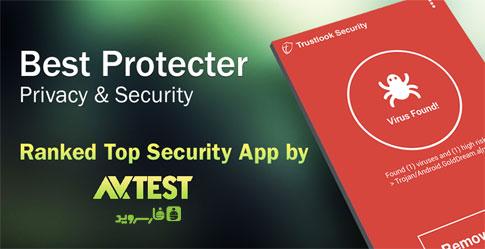 دانلود Trustlook Antivirus & Mobile Security - نرم افزار آنتی ویروس اندروید