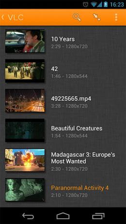 "دانلود VLC for Android 3.1.7 - پلیر قدرتمند ""وی ال سی"" اندروید"