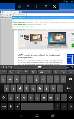 VNC Viewer Android