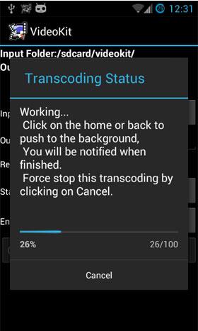 Video Kit 2 Android - ویرایش گر ویدئو