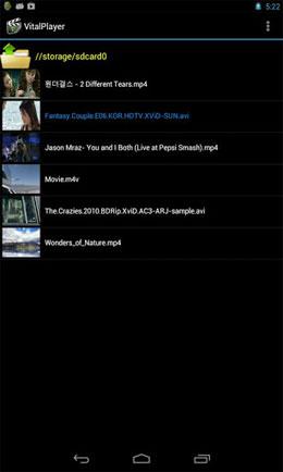 VitalPlayer Pro Android